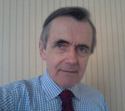 Dr Peter Trewby - Treasurer, DFNHS
